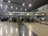 コルカタ空港国内線出発ターミナル - インドに行きたい