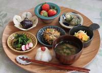 今週の作りおき ✿ 味見御膳(๑¯﹃¯๑)♪ - **  mana's Kitchen **