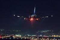 大阪空港夜景2 - YOSHIの日記