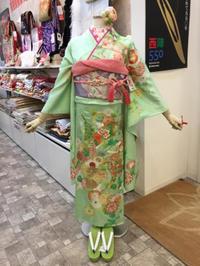 振袖フェア開催中!! - Tokyo135° sannomiya