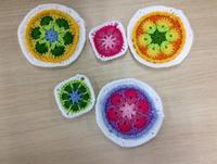 遅々として進まず・・・(;^_^A - Flower*Crochet