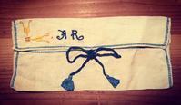 ハンドメイド刺繍作品【antique】 - ひと・モノ・くらし~つくばの小さな雑貨店『motomi』~