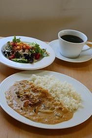 ランチ - Cafe Myrtille