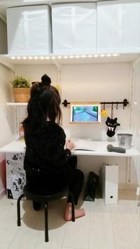 IKEAのあれこれ駆使で娘のクローゼットを小部屋化 - ねことおうち