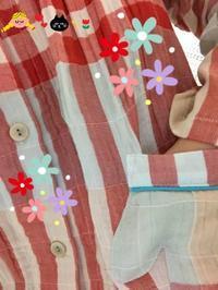 ガーゼのパジャマ(^^) - お昼寝ねこねこの日々。
