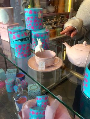 テ・エ・ボーテ ラデュレ『The & Beaute Laduree』 紅茶とアロマキャンドル専門店 - keiko's paris journal <パリ通信 - KLS>