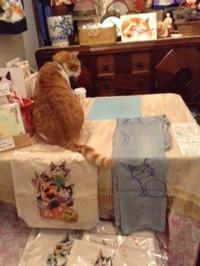 猫描き会 追加のお知らせ - 神楽坂 路地裏 ふくねこ堂