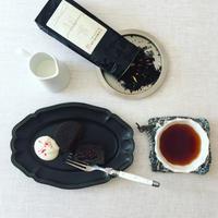 ラズベリーガレットとCHAYUANの紅茶 - the de saison