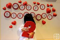 2回目のお誕生日 - チクチククチート