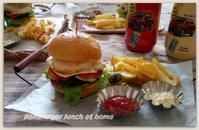 おうちハンバーガー。 ◆ by アン@トルコ - BAYSWATER