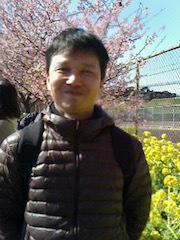 花とオジサン - ちこブログ…「井上さんの身の上話。。。」
