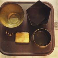 LAITON~真鍮色のボウル - 雑貨店PiPPi