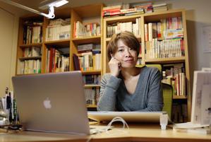 湯けむりインタビュー と 毎日新聞 - ヤマザキマリ・Sequere naturam:Mari Yamazaki's Blog