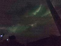 氷と火の国 アイスランド 4  オーロラ - ぶどうの雫 (つれづれ御留2)