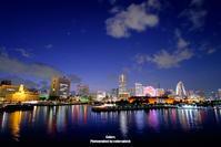 Yokohama Osanbashi - Colors