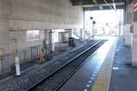 小平駅 西武拝島線0kmポスト - Fire and forget