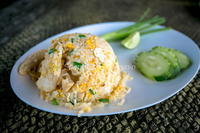 タイ料理と言えばSalaloy Seafood♪ - Shimakaze Life     ~家族3人ゆる~い時間をプーケット島で楽しんでおります~