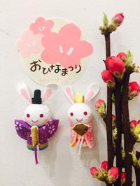 桃の節句 - ~ Flower Shop D.STYLE ~ (新所沢パルコ・Let's館1F)