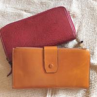 今日から新しいお財布。 - +you