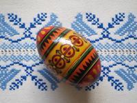入れ子式木製卵 -  Der Liebling ~蚤の市フリークの雑貨手帖2冊目~