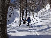 石徹白バックカントリーガイド(野伏ヶ岳) - blog版 がおろ亭