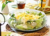 *ミモザサラダ* -         川崎市のお料理教室 *おいしい table*        家庭で簡単おもてなし♪