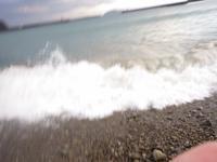 荒れ模様 - 今日も渚で日が暮れて