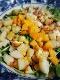 長芋・大根・金柑のchopped salad - 40's table