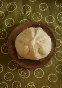 電子レンジでパン*豚饅 - Baking Daily@TM5