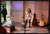 秋葉原のストリートミュージシャン Part 2 - TI Photograph & Jazz