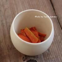 甘いっ 万次郎かぼちゃのバター炒め - ふみえ食堂  - a table to be full of happiness -
