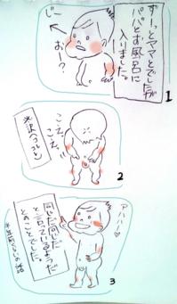 お風呂にて - メローなベローシファカ