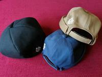 アールディーズの帽子。 - DAKOTAのオーナー日記「ノリログ」