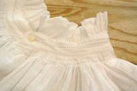 Veritecoeur:Cotton×Ramie BLOUSE&ONE-PIECE - JUILLET