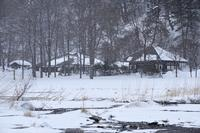 奥日光 湯の平湿原 温泉寺 雪 - photograph3