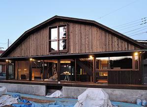 飯能K邸オープンハウスは今週末土曜日です。今日は事務所検査の日 - i+i