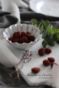 アマンド・ショコラ - フランス菓子教室 Paysage Calme