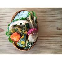 カレイの酸辣ネギソースBENTO - Feeling Cuisine.com