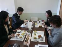 2月16日 オレンジカフェ - だんだんの樹