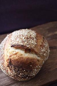 自家製酵母カンパーニュ・カリーバケット・菓子パン - 自家製天然酵母パン教室Espoir3n(エスポワールサンエヌ)料理教室 お菓子教室 さいたま