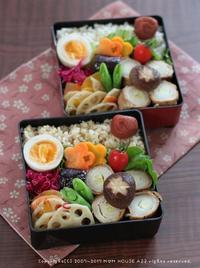 植物楽園デート(❛◡❛)❤  ✿✿今日のbento&昨日の晩ご飯(๑¯﹃¯๑)♪ - **  mana's Kitchen **