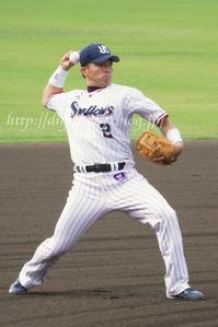 2017大引啓次選手キャンプフォト(動画リンク1) - Out of focus ~Baseballフォトブログ~