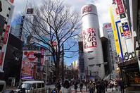 2月21日(火)今日の渋谷109前交差点 - でじたる渋谷NEWS