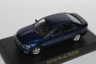 1/64 Kyosho TOYOTA ALTEZZA 1998 - 1/87 SCHUCO & 1/64 KYOSHO ミニカーコレクション byまさーる