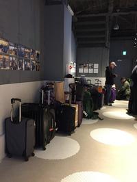 Bunka Hostel Tokyo ブンカホステル東京 浅草界隈レポ! - ママグラファーJUNKOの                                       おんぶ街道まっしぐら