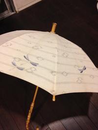 始まりはこの日傘でした。 - my favorite things