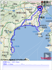 BRM218東京300km満喫相模湾 旅情編 - 竜胆急行途中下車