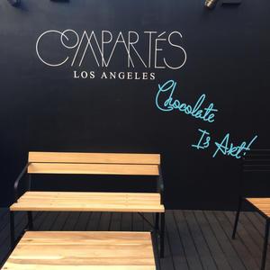 COMPARTESのカフェが楽しみ♪@青山 - パンダのお気に入り
