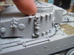 タイガーS04号車?組み立て - 模型製作報告書【プラモログ】