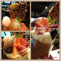 京都でチョコを食べるなら~♪ - ずっと飾って楽しめる♪シュガークラフトケーキ作家 らぶのブログ